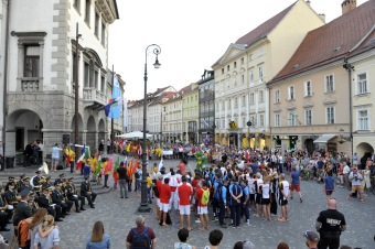 Slovenija, Ljubljana, 31.05.2017, 31. maj 2017 Foto:Ziga Zivulovic jr./Bobo